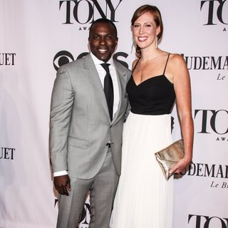 Joshua Henry in The 68th Annual Tony Awards - Arrivals