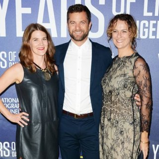 Joshua Jackson-National Geographic's Years of Living Dangerously Season 2 World Premiere - Red Carpet Arrivals