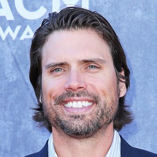 Joshua Morrow in 49th Annual Academy of Country Music Awards - Arrivals