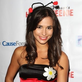Josie Loren in L.A. Gay and Lesbian Center's Annual Halloweenie Party