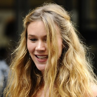 Joss Stone in Celebrities at The BBC Radio 1 Studios
