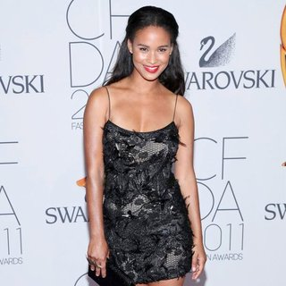 Joy Bryant in The 2011 CFDA Fashion Awards