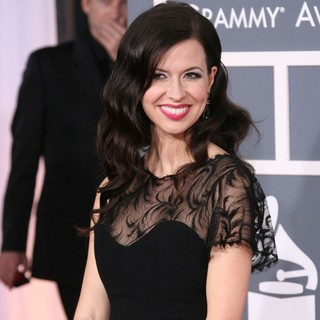 Joy Williams, The Civil Wars in 54th Annual GRAMMY Awards - Arrivals