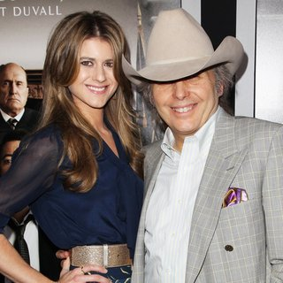 Emily Joy, Dwight Yoakam in Premiere of Warner Bros. Pictures and Village Roadshow Pictures' The Judge