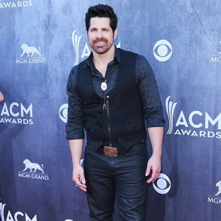 JT Hodges in 49th Annual Academy of Country Music Awards - Arrivals