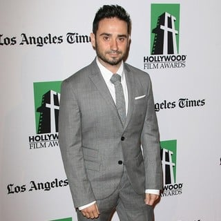 Juan Antonio Bayona in 16th Annual Hollywood Film Awards Gala