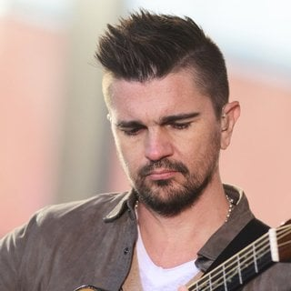 Juanes in Juanes Performs Live on NBC's Today Show