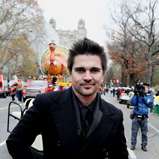 Juanes in 84th Macy's Thanksgiving Day Parade
