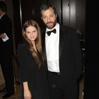 Maude Apatow, Judd Apatow in The 23rd Annual Producers Guild Awards - Arrivals