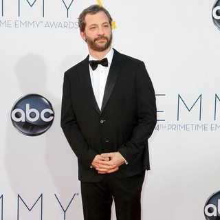 Judd Apatow in 64th Annual Primetime Emmy Awards - Arrivals