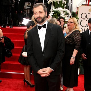 Judd Apatow in The 69th Annual Golden Globe Awards - Arrivals