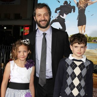 Judd Apatow in The Wanderlust World Premiere - Arrivals