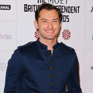 Jude Law in British Independent Film Awards 2012 - Arrivals - jude-law-british-independent-film-awards-2012-02