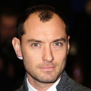 Jude Law in Dom Hemingway - UK Film Premiere