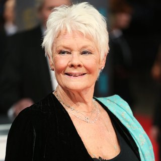 Judi Dench in EE British Academy Film Awards 2014 - Arrivals