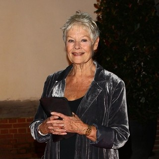 Judi Dench in The Shakespeares Globe Gala Dinner