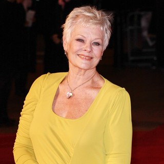 Judi Dench in Nine - World Premiere