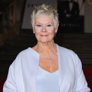 Judi Dench in World Premiere of Skyfall - Arrivals