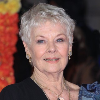 Judi Dench in The Best Exotic Marigold Hotel - World Film Premiere - Arrivals
