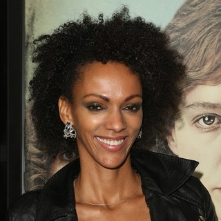 Judi Shekoni in Premiere of Suffragette