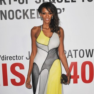 Judi Shekoni in This Is 40 - Los Angeles Premiere - Arrivals