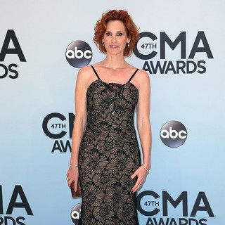 Judith Hoag in 47th Annual CMA Awards - Red Carpet