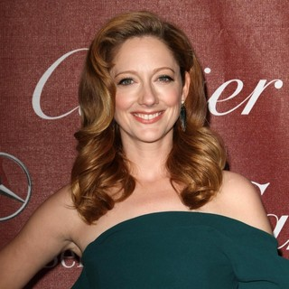 Judy Greer in The 23rd Annual Palm Springs International Film Festival Awards Gala - Arrivals