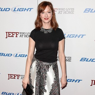 Judy Greer in The Premiere of Jeff Who Lives at Home - Arrivals