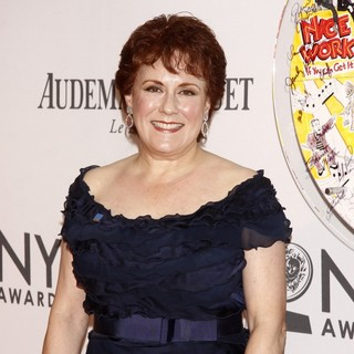 Judy Kaye in The 66th Annual Tony Awards - Arrivals