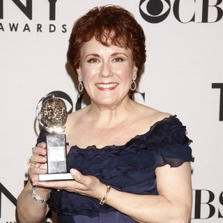 Judy Kaye in The 66th Annual Tony Awards - Press Room