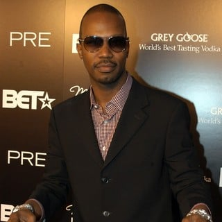 Juicy J, Three 6 Mafia in BET Awards Pre-Show Dinner - Arrivals