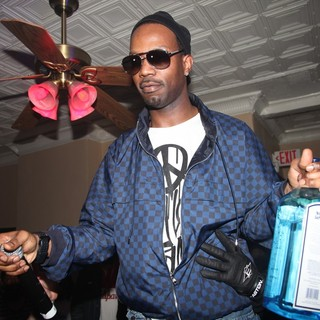 Juicy J in The Illmore Mansion Party During The SXSW Festival - juicy-j-sxsw-festival-01