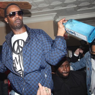 Juicy J in The Illmore Mansion Party During The SXSW Festival - juicy-j-sxsw-festival-02