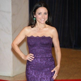 Julia Louis-Dreyfus in 2013 White House Correspondents' Association Dinner - Arrivals