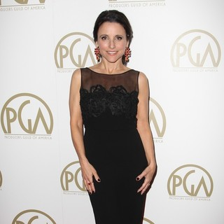 Julia Louis-Dreyfus in The 25th Annual Producer Guild of America Awards - Arrivals