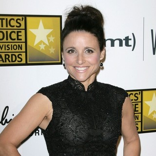 Julia Louis-Dreyfus - Broadcast Television Journalists Association's 3rd Annual Critics' Choice Television Awards