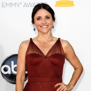 Julia Louis-Dreyfus in 64th Annual Primetime Emmy Awards - Arrivals