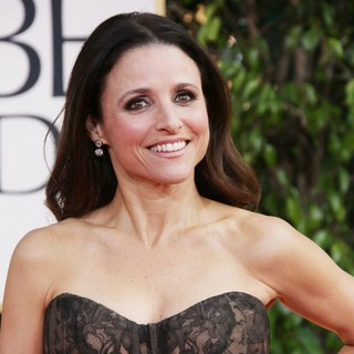 Julia Louis-Dreyfus in 70th Annual Golden Globe Awards - Arrivals