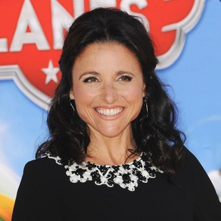 Julia Louis-Dreyfus in Los Angeles Premiere of Disney's Planes
