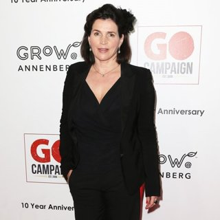 Julia Ormond in 10th Annual GO Campaign Gala - Arrivals