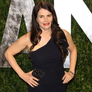 Julia Ormond in 2012 Vanity Fair Oscar Party - Arrivals