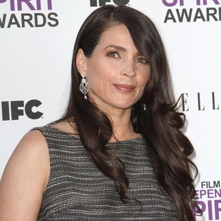 Julia Ormond in 27th Annual Independent Spirit Awards - Arrivals