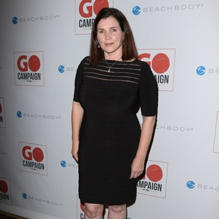 Julia Ormond in 8th Annual GO Campaign Gala