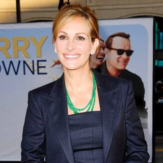 Julia Roberts in Larry Crowne Los Angeles Premiere