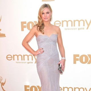 Julia Stiles in The 63rd Primetime Emmy Awards - Arrivals