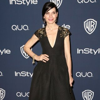 Julianna Margulies in The 15th Annual Warner Bros and InStyle Golden Globe Awards After Party - Arrivals