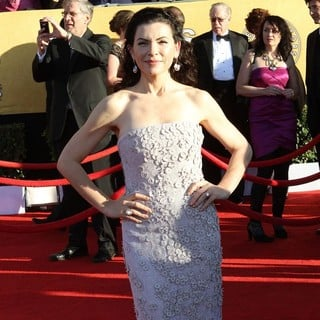Julianna Margulies in The 18th Annual Screen Actors Guild Awards - Arrivals