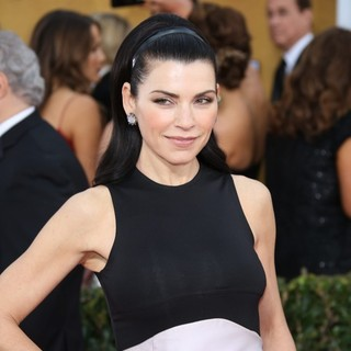 Julianna Margulies in 19th Annual Screen Actors Guild Awards - Arrivals