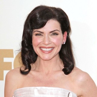 Julianna Margulies in The 63rd Primetime Emmy Awards - Arrivals