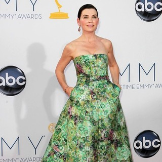 Julianna Margulies in 64th Annual Primetime Emmy Awards - Arrivals